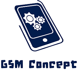 logo gsm concept